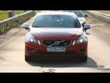 Москва рулит - Volvo S60 R-Design