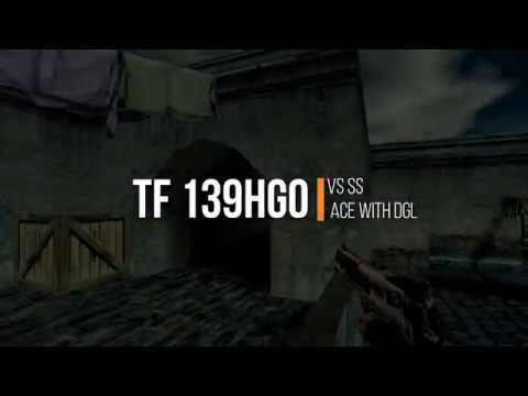 TF 139Hg0 vs sS ACE with Desert Eagle