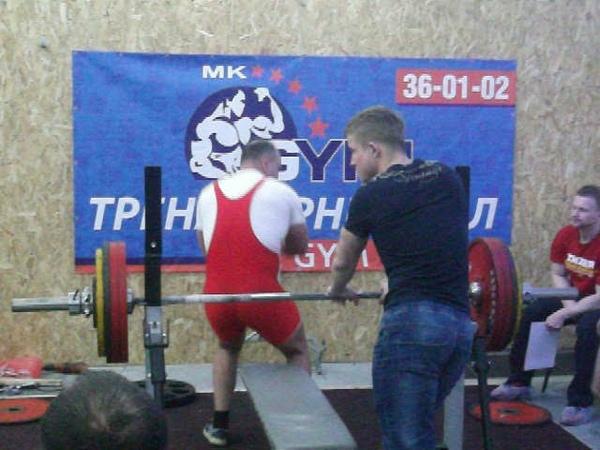 Чемпионат Костромской области по классическому пауэрлифтингу 2018 Денисов Д жим лёжа 210