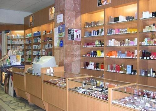 Мебель для магазинов косметики и ювелирных изделий - страница пет. още прод