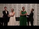 Гайдн Квартет из финала комической оперы Необитаемый остров Леша Алиса Юля Денис