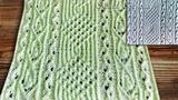 Японский ажур от Хитоми Шидо. Узор № 136 из 260