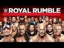 WWE 2K15 - Full 30-Man Royal Rumble Match😍👍👏