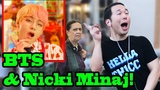 BTS x Nicki Minaj - IDOL - Kpop Dance in Public!!