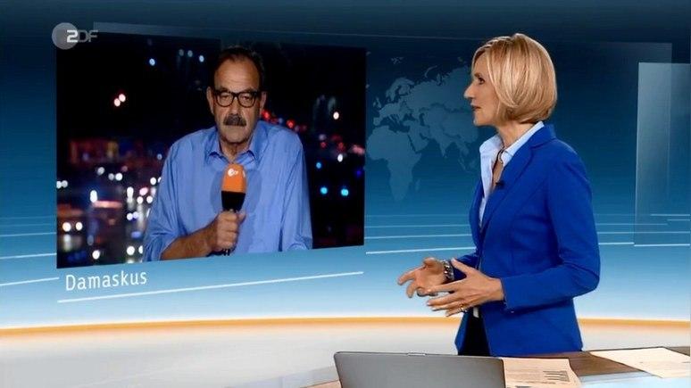 ZDF рассказал об инсценировке газовой атаки в Думе