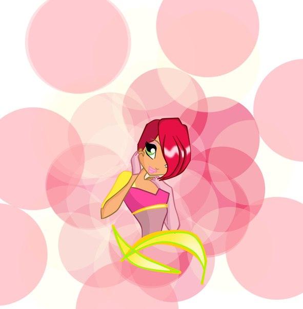 Школа Монстров одевалка девочке Венеры игра для winx