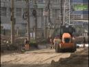 На Заводском шоссе применяют особую многослойную технологию асфальтового покрытия