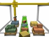 Palletizing Product Using A Gantry Robot - Robotics Technician Program