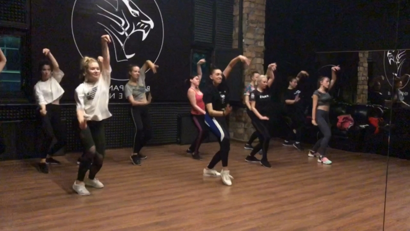 Early New School Dancehall Moves   ICEPROJECT   routine by Daha Ice Cream