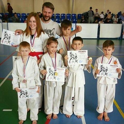 Вчера в Новосибирске прошли соревнования по всестилевому каратэ - Клуб единоборств БЕЛЫЕ ТИГРЫ