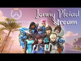 Johny Pleiad Overwatch - обновление 1.29.0.1. Ужасы Хэллоуина. Квик плей.