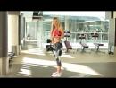 ТОП 5 лучших упражнений для бедер и ягодиц от Екатерины Усмановой [Workout _ Буд