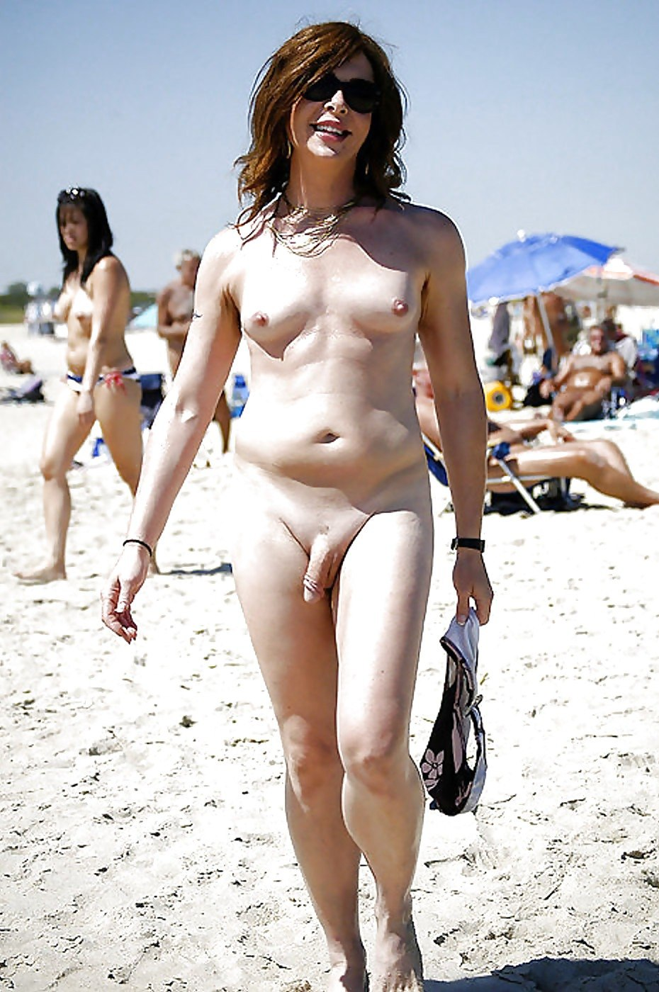 Порно приколы с трансами