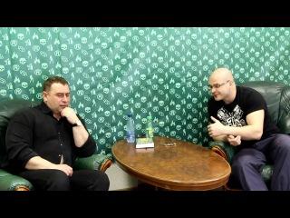 Беседа о насущном представителей двух поколений Русских националистов   М Калашников и Тесак