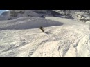 Skier and police, very funy - One of those days