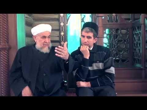 Шейх Абдур Раззак ас-Са'ди в мечети Казан Нуры 20 04 2018 провел урок: Шаабан