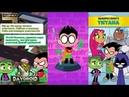 Teen Titans GO Figure! ► Проходим сюжетку на андроид