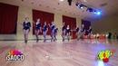 "Mambo Dance Class Ladies Show ""Diamond Girls"" Dancing at KISF, Saturday 02.06.2018"