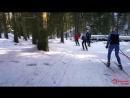 ГК Красное Озеро - Трасса для беговых лыж
