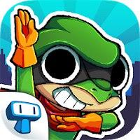 Change Man - Super Hero Game [Мод: много денег]
