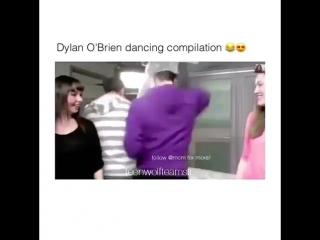 танцульки Дилана и Тайлера Пози