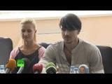 Сочи-2014: Максим Траньков и Татьяна Волосожар в шаге от золота http://youtu.be/zszJZzFsNkg