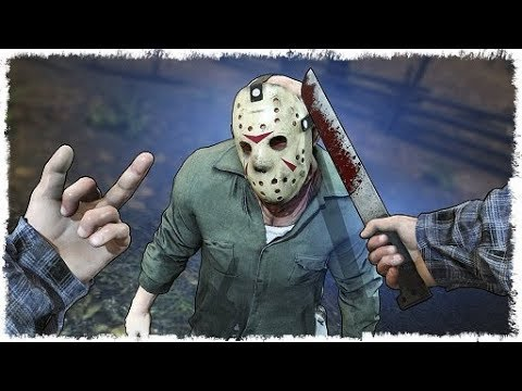 Friday the 13th The Game●Пятница 13●ЛОБ В ЛОБ●●➤QP Show