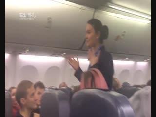 В аэропорту Внуково задержали рейс в Екатеринбург из-за пассажира, который выбежал на лётное поле
