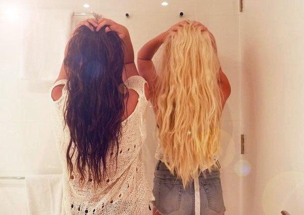 Картинки блондинка и брюнетка сзади — photo 13
