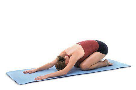 Упражнения из йоги для идеальной осанки… (7 фото) - картинка