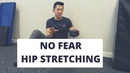 How to stretch your hips safely - external rotation stretch