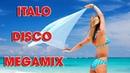 Italo disco Megamix II Golden Oldies Disco Dance hits 80s II Summer 80 s Italo Disco Megamix