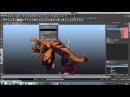 Подход к созданию 3 D анимации - часть вторая блокинг