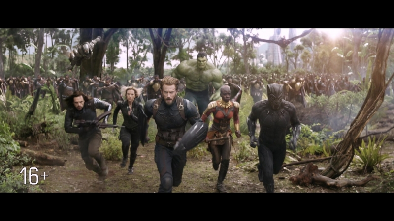 Avengers: Infinity War - Part I less than two weeks left