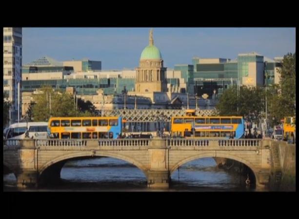 Орел и решка. На краю света Дублин. Ирландия