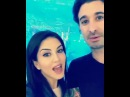 Me and my baby - Sunny Leone Instagram Video