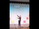 Савранская Диана участник городского конкурса Три минуты славы