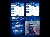 'CASS Blue Playground 2018', гости Jay Park, Simon Dominic, Gray, Loco, Woo WonJae