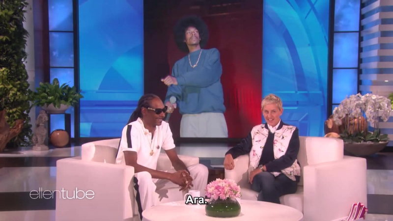 Snoop Dogg Talks Being an Emmy Nominee RUS SUB