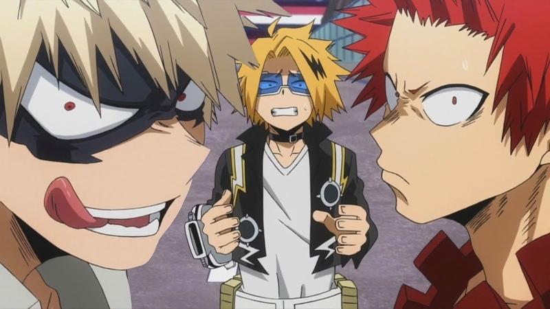 Boku No Hero Academia Season 3「AMV」- Im Dangerous