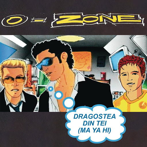 O-Zone альбом Dragostea Din Tei