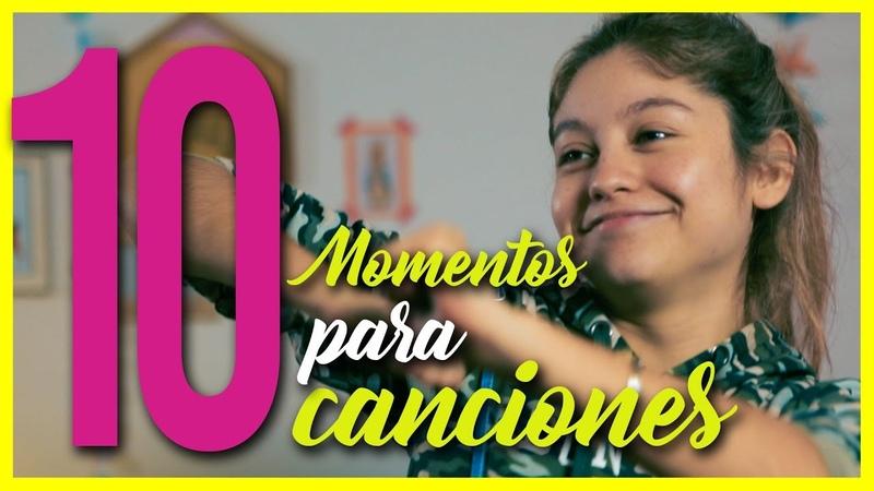 Karol Sevilla I 10 Momentos Para 10 Canciones I