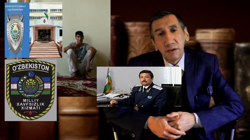Холиков Акрамни ёлгон гувохлиги фош булди Андижон прокурори Бек Ахмадалиев канча доля олди