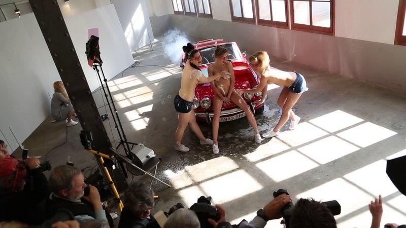 Galina Model | Nude Workshop by Igor Vorobey | Spain 2017