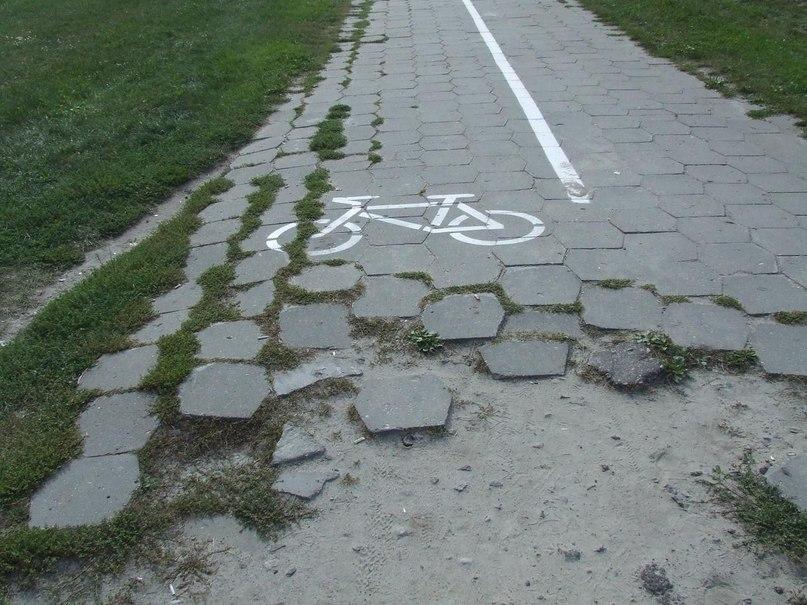 Лед тронулся, господа велосипедисты? YsRd7xIRux4