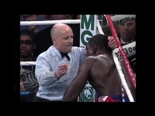 Mike Tyson KOs Frank Bruno March 16, 1996