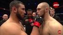 Мухаммад Вахаев в Глаза смотри Бой завершается 1 раунде