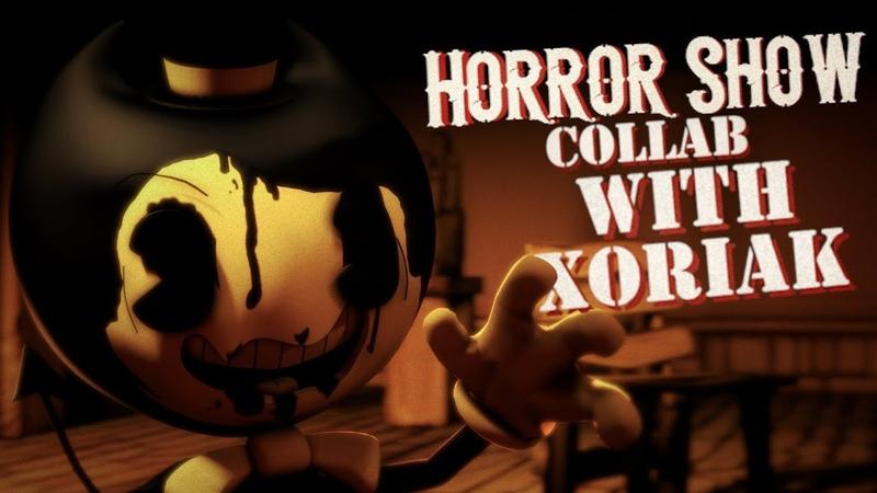Horror Show by Komodo Chords Remix by CG5 Collab with Xoriak Bendy SFM