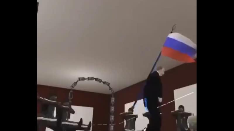 Путин не отличил VR от Реальной жизни 🙄🙆♀️