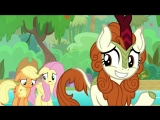 My Little Pony FiM  Сезон 8, серия 23  Sounds of Silence HD русские субтитры
